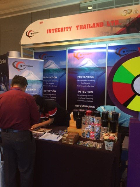 Integrity (Thailand) at the HR-Day 2015