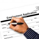 application falsification
