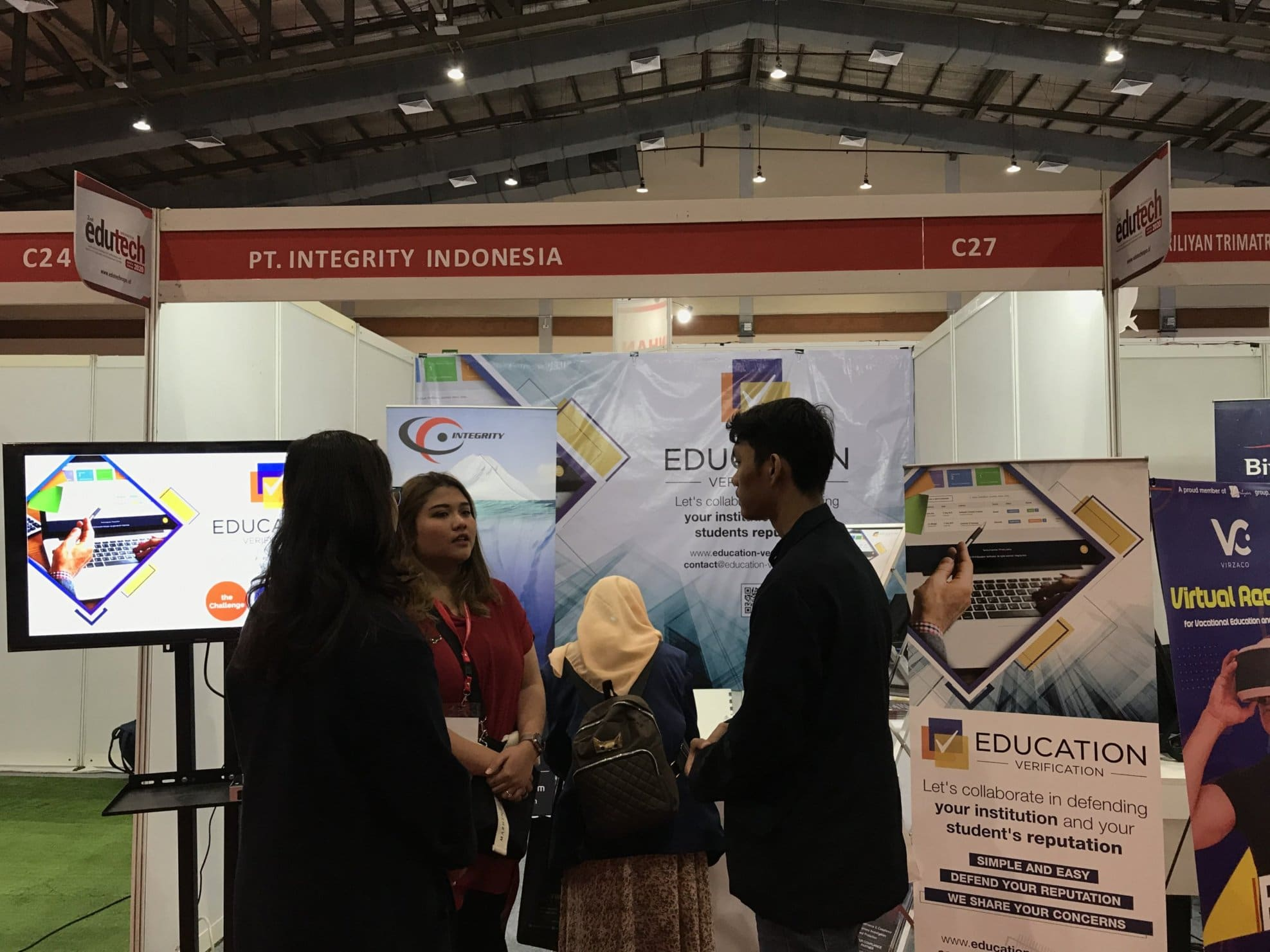 integrity edutech expo