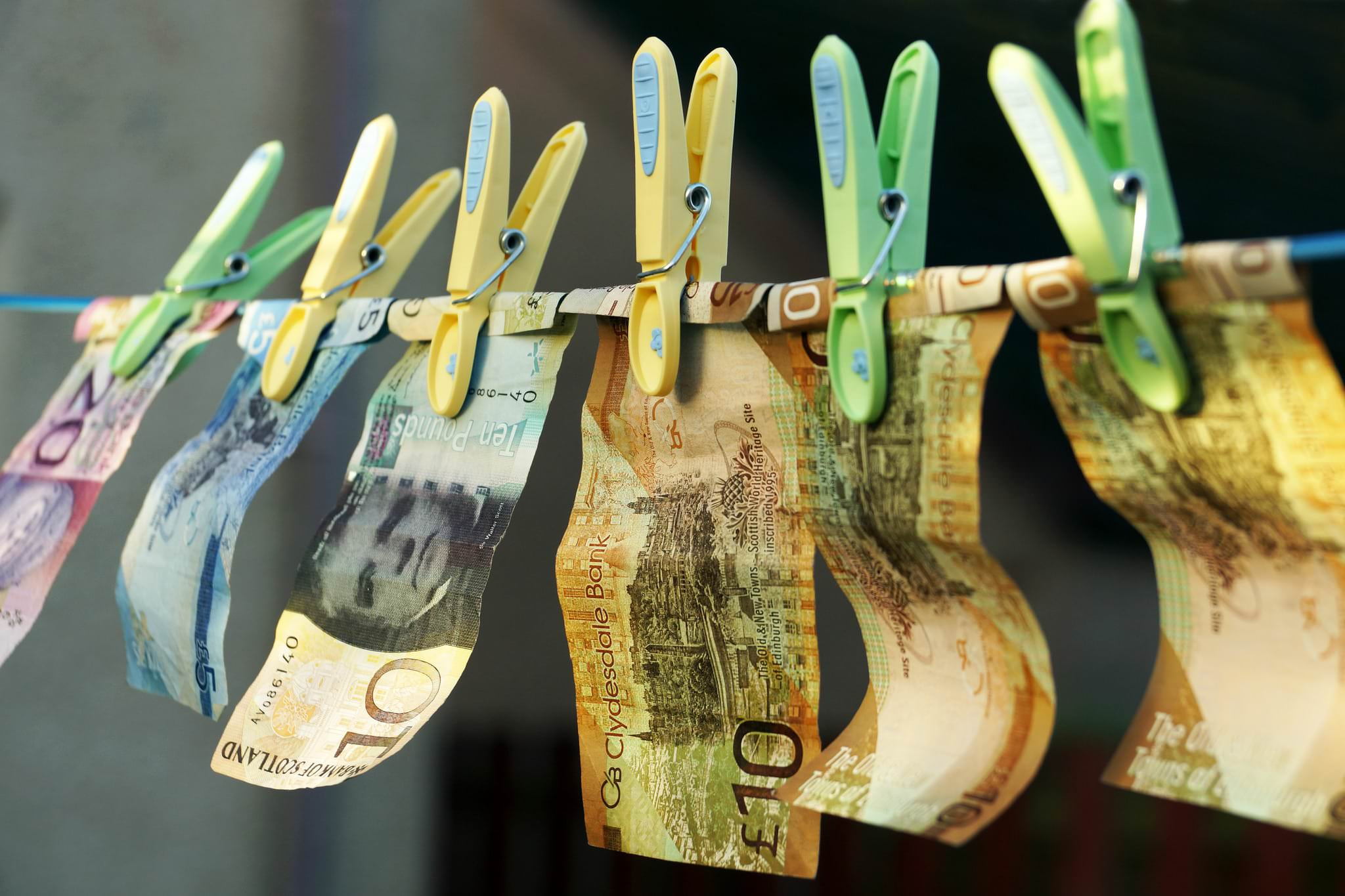 4 Common Modes of Money Laundering